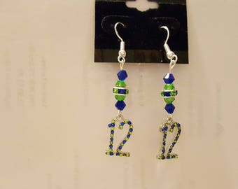 blingy 12 earrings