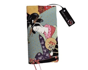 Hobonichi Weeks Cover Japanese print. Planner cover. Book jacket. Diary cover