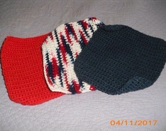 Americana Dishcloth Set