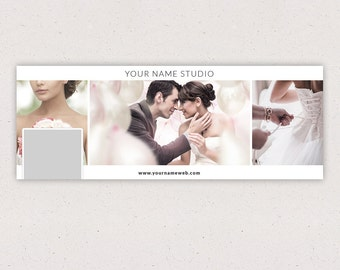 Facebook Timeline Cover - Template for Photographers F01