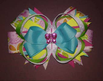 Stacked butterfly bow
