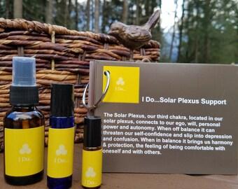 I Do... Solar Plexus Chakra Essential Oil Blend