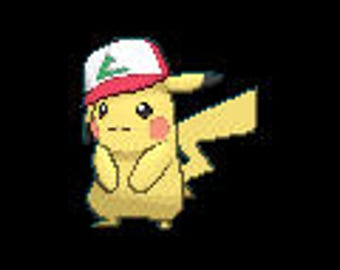 Pokemon Sun and Moon Ash Cap Pikachu Distribution Event