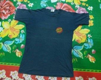 Santa cruz skateboards vintage shirt