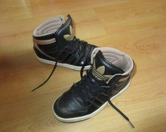 Sneakers vintage Adidas black size 37