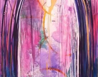 Original Art Acrylic Painting