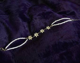 1960's Flower Power Bracelet