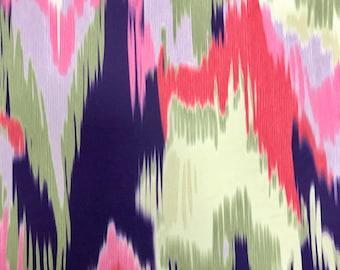 Multi Color Superfino Fabric