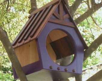 HANDCRAFTED NESTING BOX; Oh My!