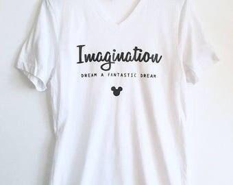 "Fantasmic ""Imagination"" Shirt"