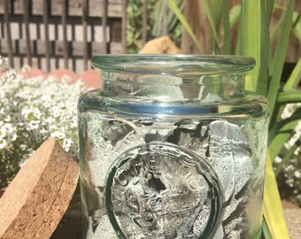 California White Sage in medium jar for smudging