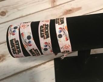 Star Wars hair tie