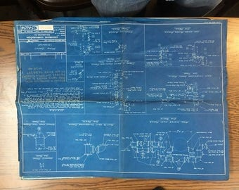 Old Blue Prints