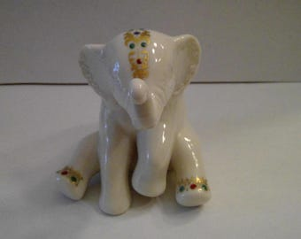 Lenox China Jewels Collections Elephant