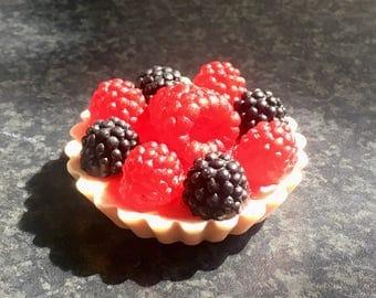 Little Summer Berry Tartlet Soap