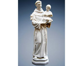 St. Anthony of Padua Saints Catholic Statue Resin