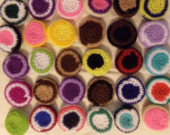 Crochet Nylon Scrubbies