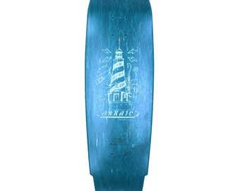TOP 8.5″X 30.8″ ARKAIC Skateboard 2017 SWELL