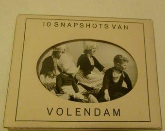 Old pack black & white snapshots Volendam, Netherlands/Old Pack black and white snapshots Volendam, Netherlands
