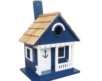 Fairy Garden Miniature Dollhouse Anchor House Birdhouse