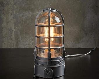 Steampunk Vapor light