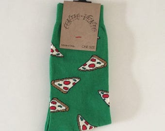 socks pizza one size