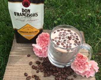 Hazelnut Cinnamon Coffee Soy Candle
