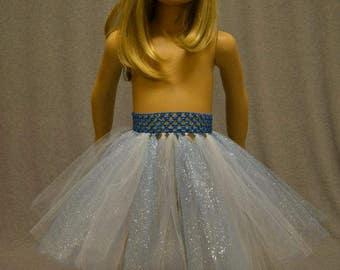 Tutu Skirt blue