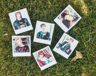 BLACKPINK and BTS Polaroids {Limited Time ONLY!}