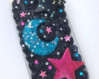 Galaxy iPhone 5/5s Deco Case