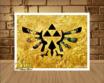 legend of zelda poster print poster the wind waker,Legend of Zelda,zelda poster,zelda print,link poster,link print,legend of zelda print,art