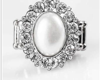 Have You Seen My Glass Slipper Ring