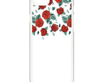 Vintage Roses iPhone case 5/5S/5SE/6/6+/6S/6S+/7