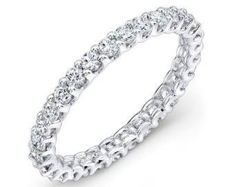 Eternity Band, Diamond Rings, Rings, Fine Jewelry Rings, Wedding Rings, Infinity Rings, Wedding Band, Engagement Ring, Wedding band Women