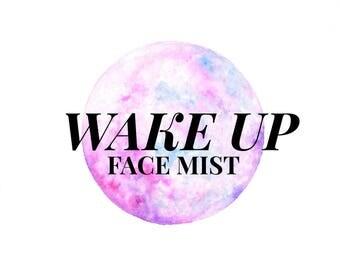 Wake Up! Face Mist