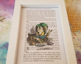 Genuine Alice in Wonderland prints