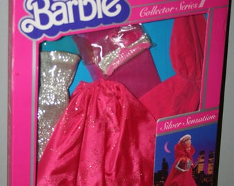 Silver Sensation Barbie