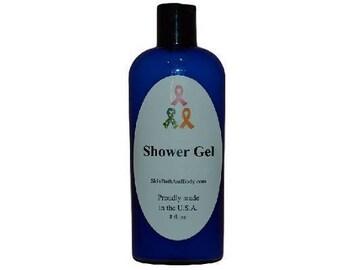 Peony Scented Shower Gel