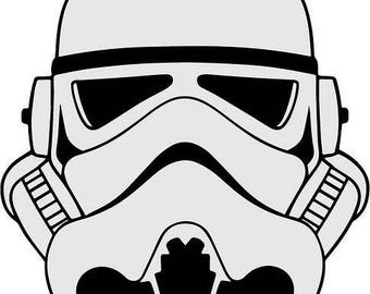 Storm Trooper SVG