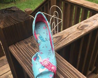 Shoe Re-Fashion