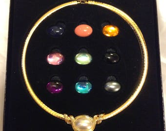 Gorgeous Joan Rivers Classics Collection Interchangeable Necklace