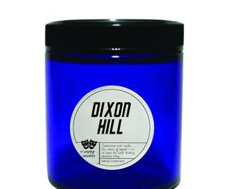 Dixon Hill, Space-Inspired Soy Candles