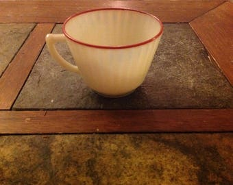 Macbeth Evans monax petalware cup