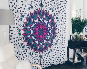 Sparkle Mandala Curtains