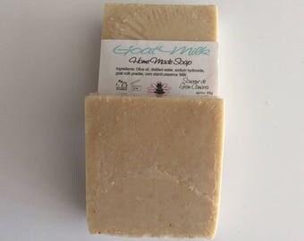 Goat milk SOAP-Jabon de Leche de Cabra-Goat Milk Soap-Seife Ziegenmilch