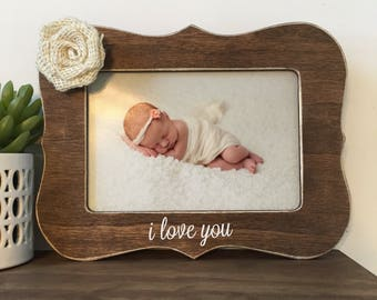 I love you Picture Frame Gift