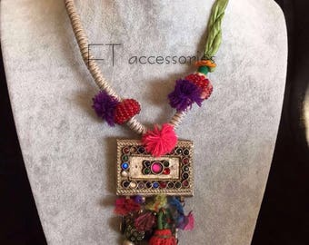 Handcrafted Authentic Necklace