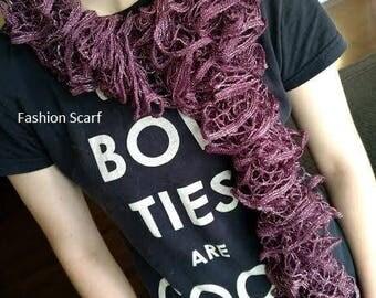 Fashion Scarf, Fashion Scarves, Knit Scarves, Knit Scarf, Crocheted Scarf, Crocheted Scarves, Adult, Child, Doll