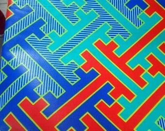 """3""""yards Kitenge print fabrics"""