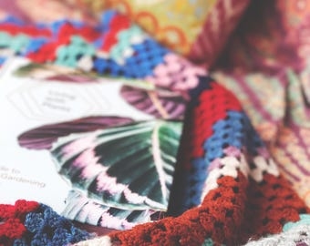 Colourful Granny Blanket
